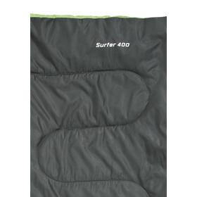 CAMPZ Surfer 400 Śpiwór szary/zielony